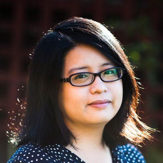 writer Ivy Shih
