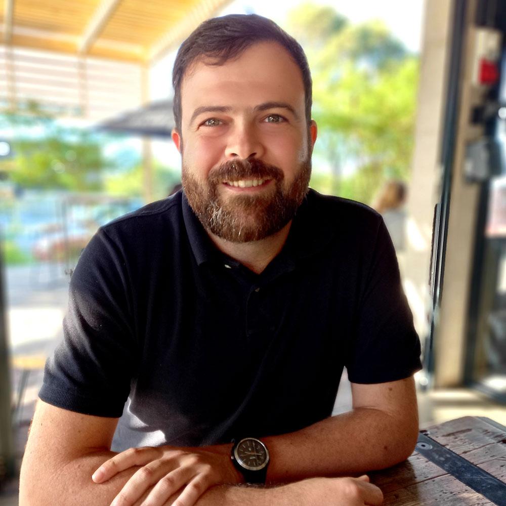 writer Jaco Prinsloo