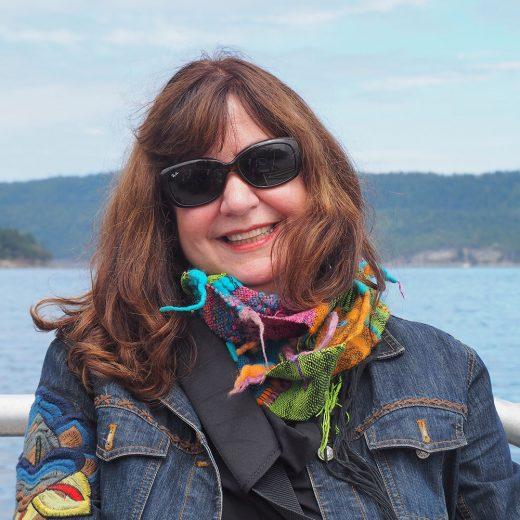 writer Jane Zatylny