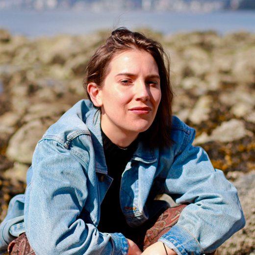 writer Jess Mackie