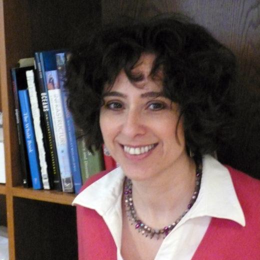 Writer Josie Glaususz