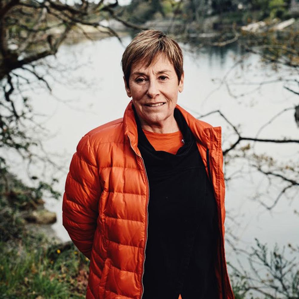 writer Judith Lavoie