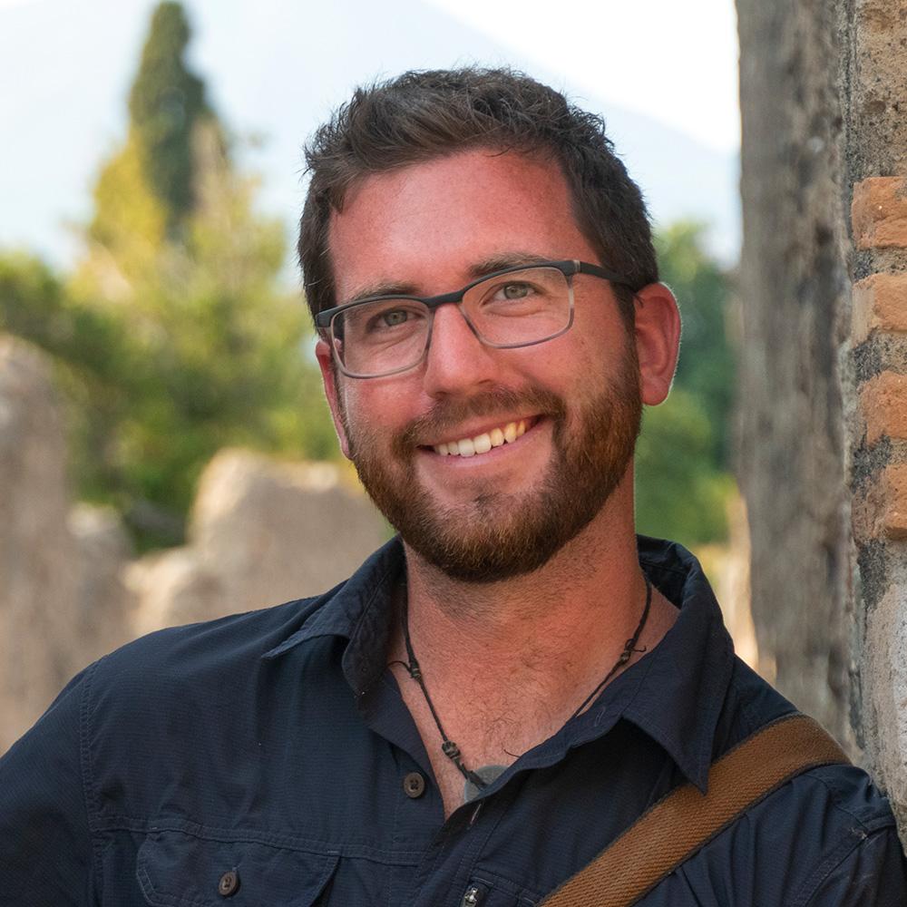 filmmaker Justin Grubb