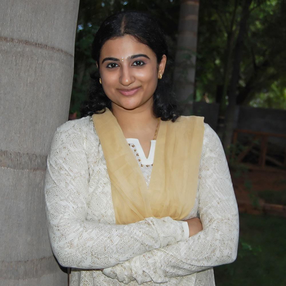 writer Kamala Thiagarajan