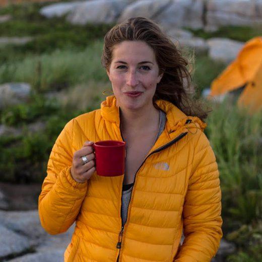 video editor/producer Katrina Pyne