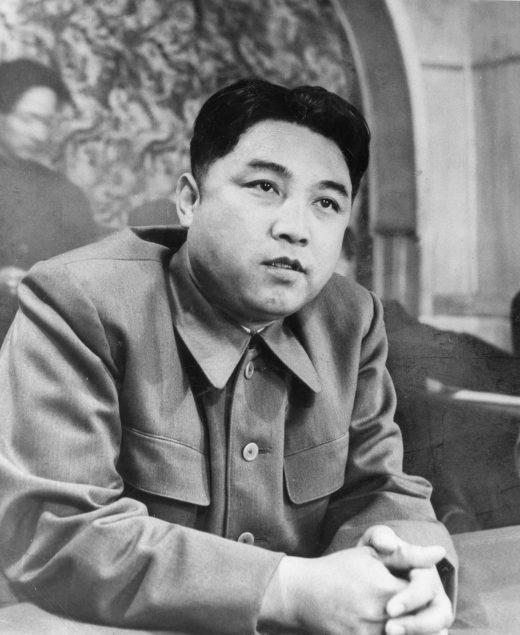 Kim-Il Sung