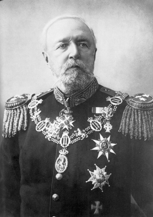 Oscar II, King of Sweden and of Norway