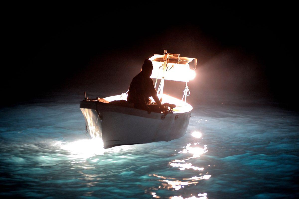 Italian light fishing