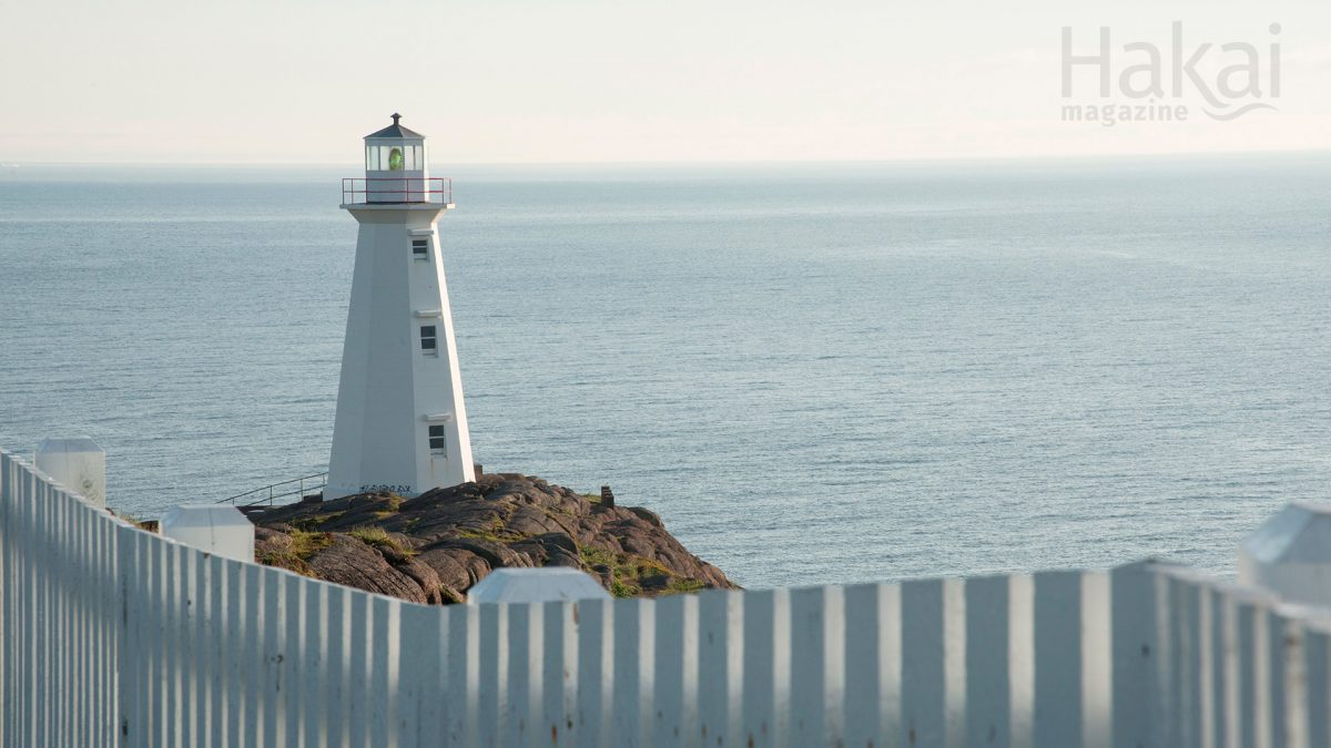 Cape Spear Lighthouse free zoom background