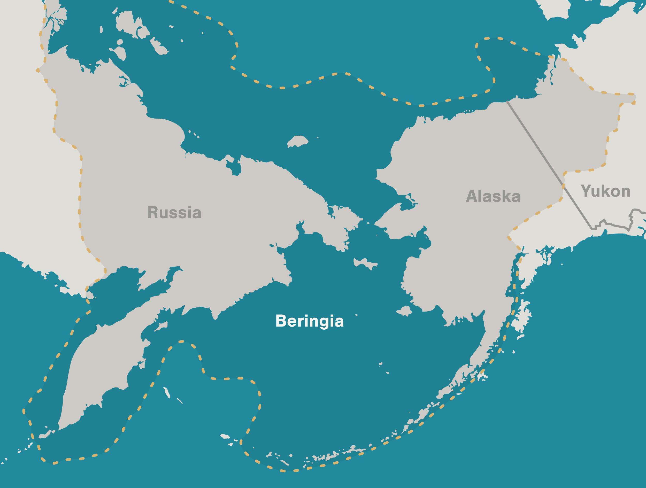 Cold Bering Strait 9