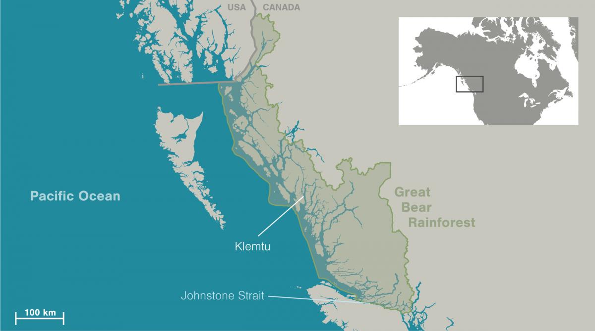 map of coastal British Columbia