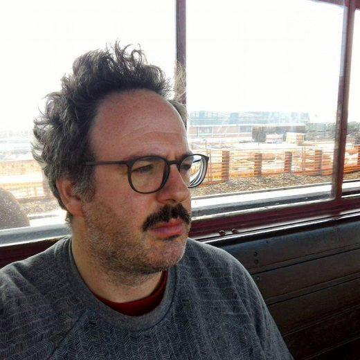 writer Marco Boscolo