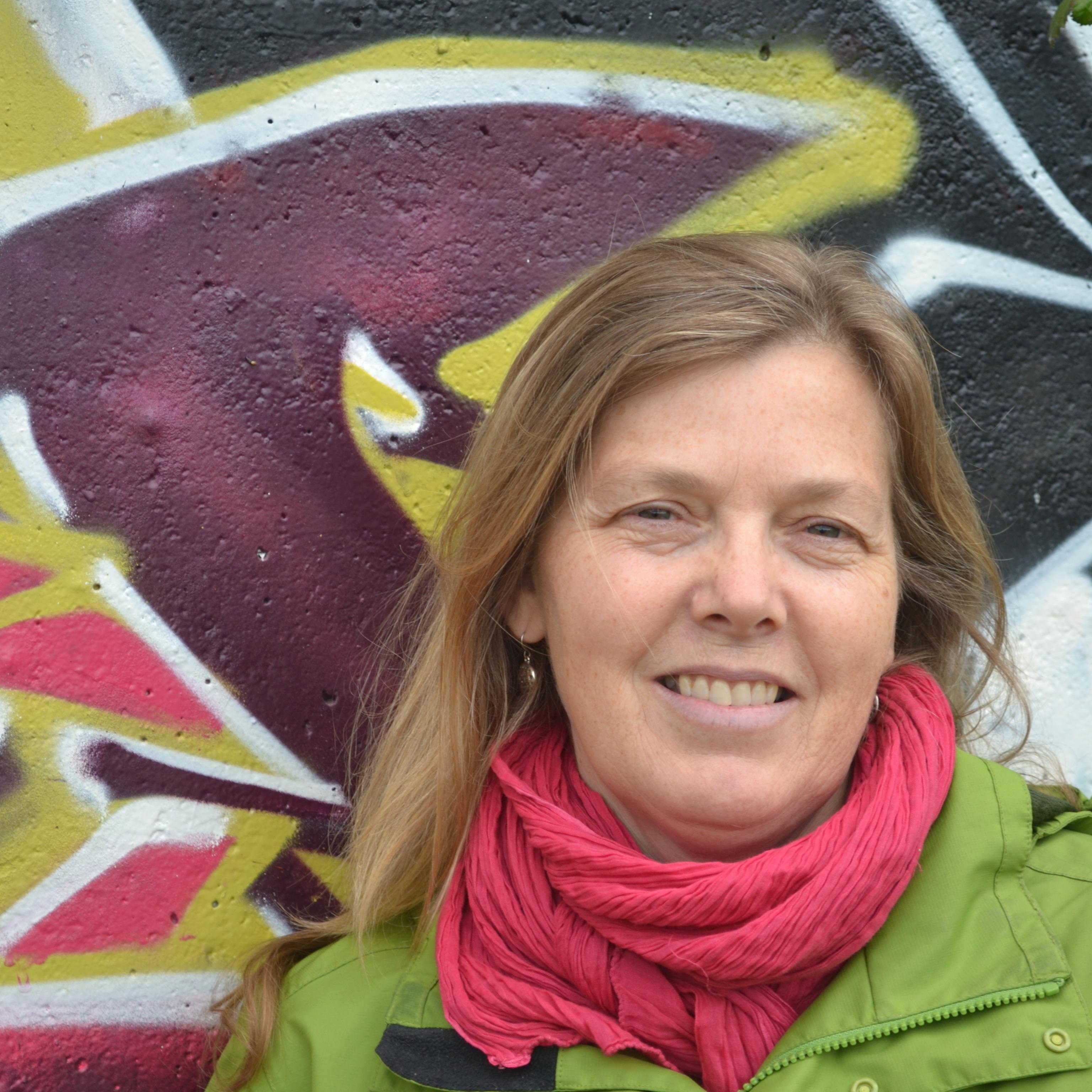 writer and editor Adrienne Mason