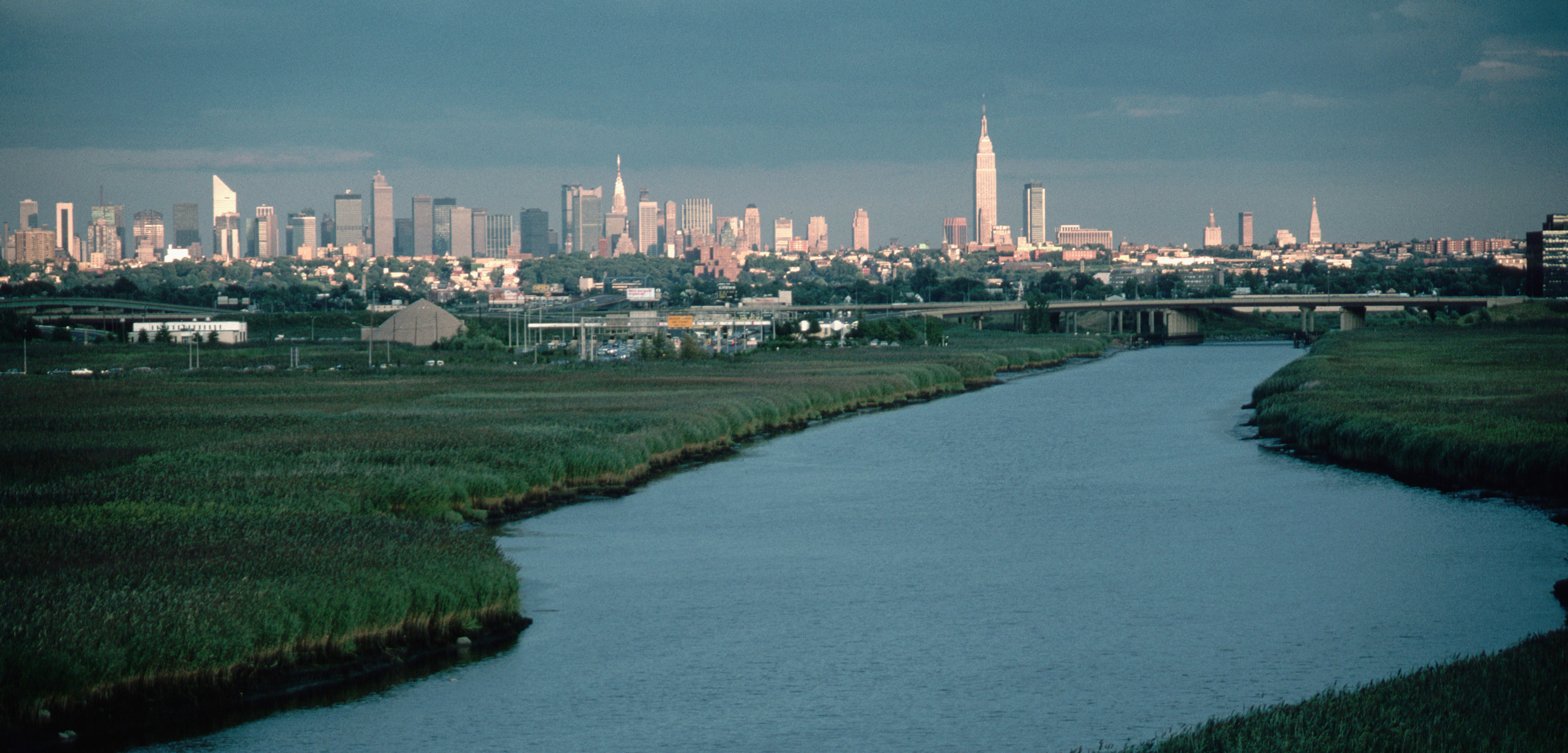 The New Jersey Meadowlands circa 1982. Photo © Kelly-Mooney Photography/Corbis