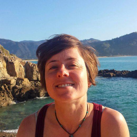 writer Moncia Evans