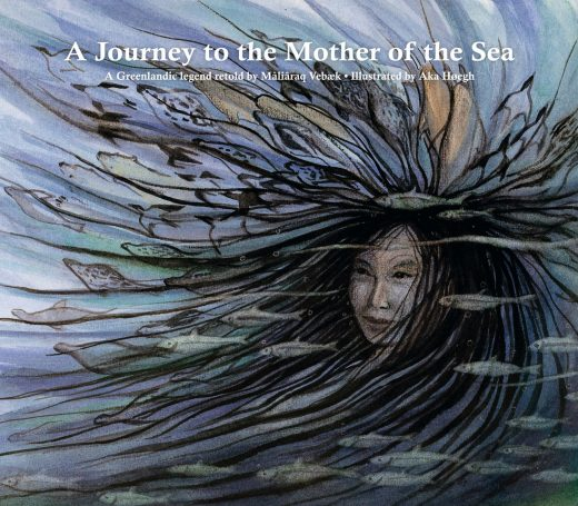 cover image for A Journey to the Mother of the Sea