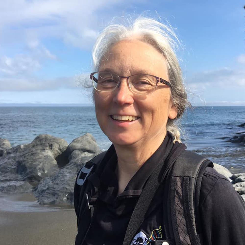 Writer Nancy Lord