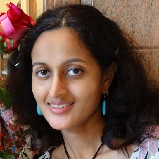 writer Neha Jain