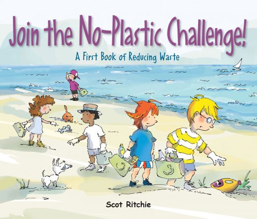 cover image for Join The No Plastic Challenge