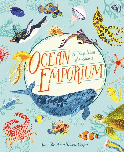 Ocean Emporium: A Compilation of Creatures cover image