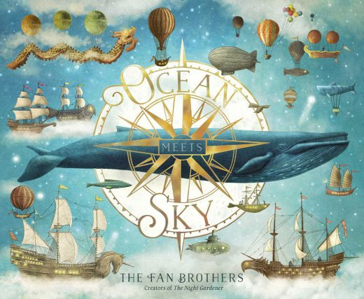 Cover for Ocean Meets Sky