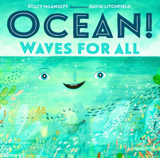 cover of Ocean! Waves for All