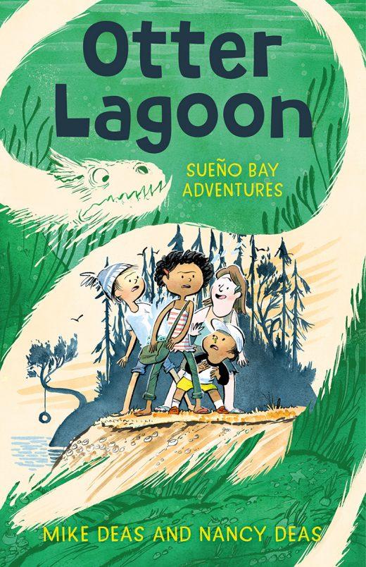 cover of Otter Lagoon: Sueño Bay Adventures