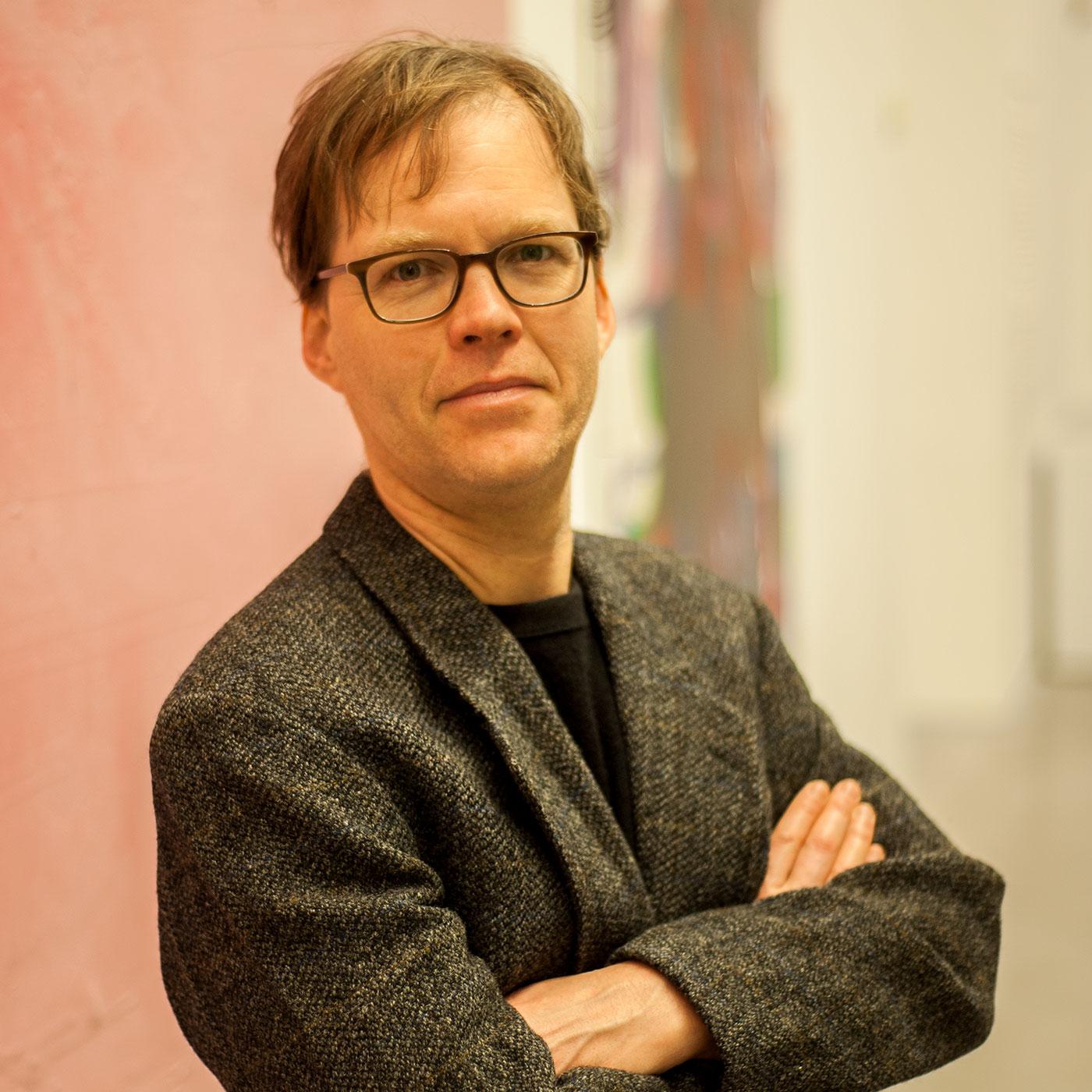 Writer Paul Hockenos
