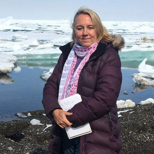 writer Paula Dobbyn