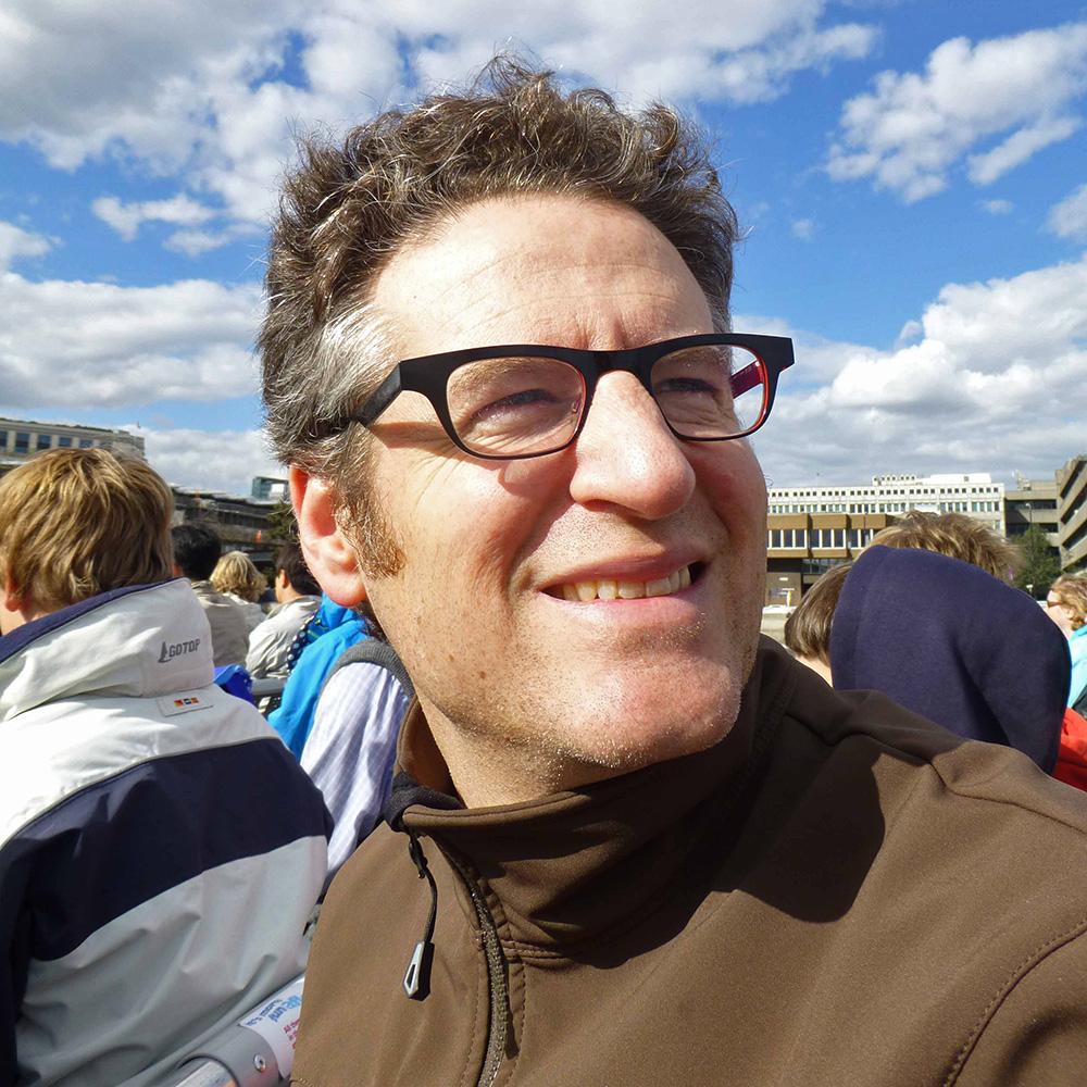 writer Peter Fairley