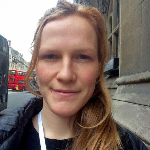writer Phoebe Weston
