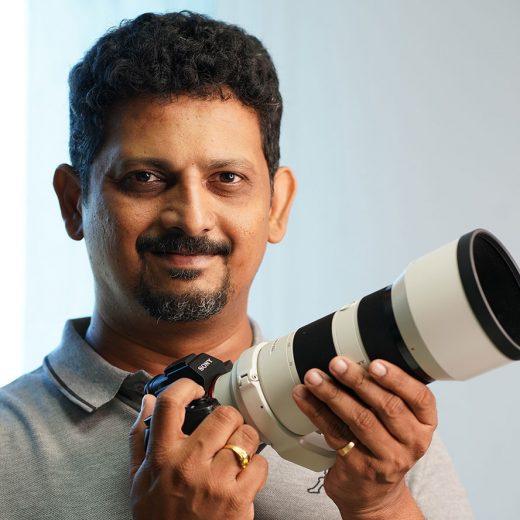 photographer R. Prasana Venkatesh