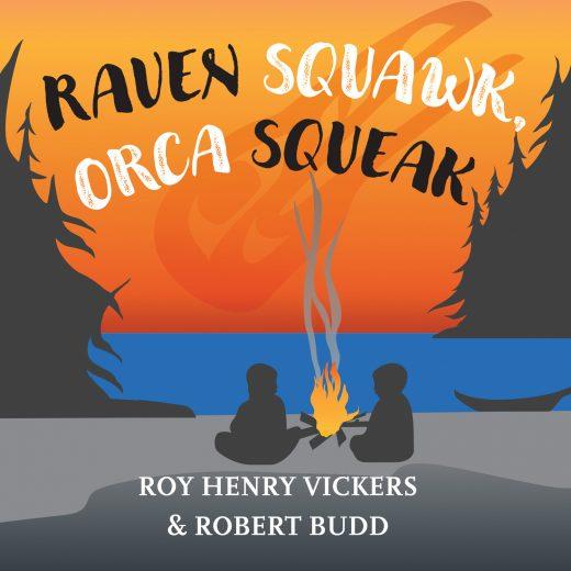 cover of Raven Squawk, Orca Squeak