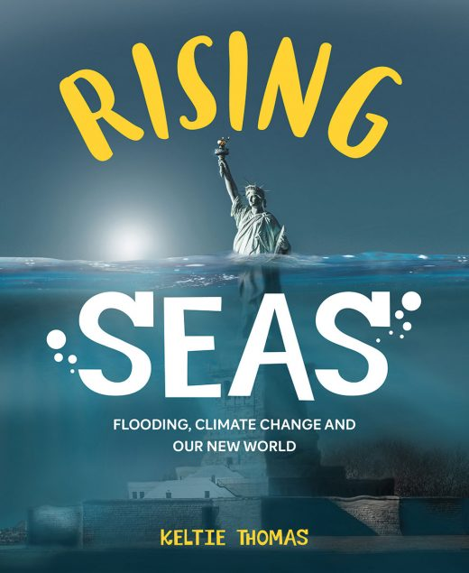 Cover for Rising Seas