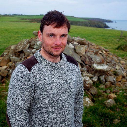 writer Robbie Galvin