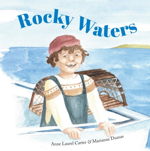 cover image for Rocky Waters