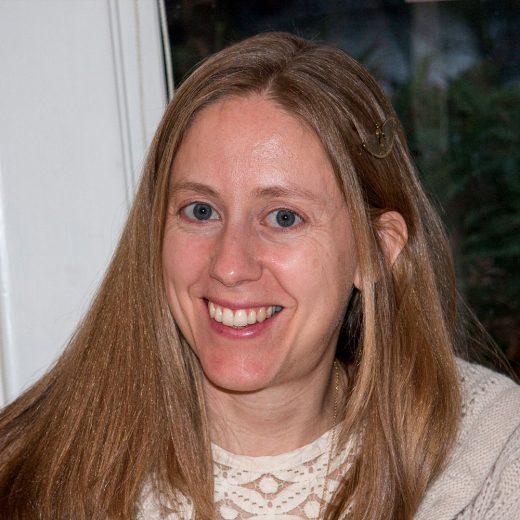 writer Sarah DeWeerdt
