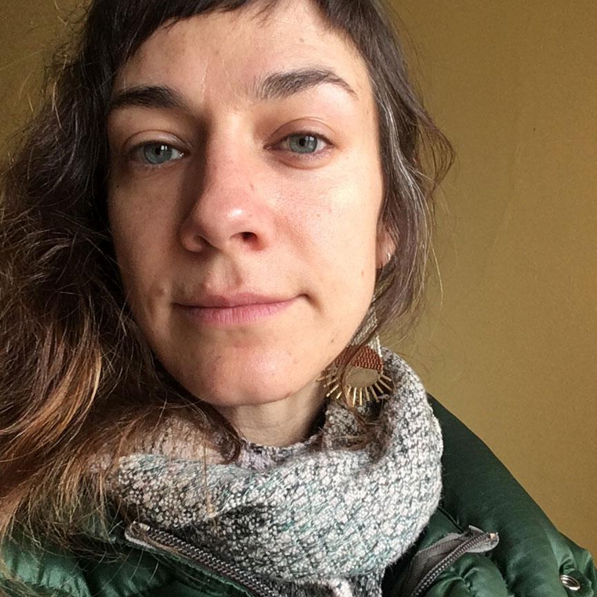 writer Sarah Gilman