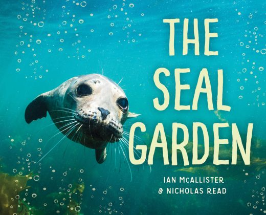 Cover for The Seal Garden