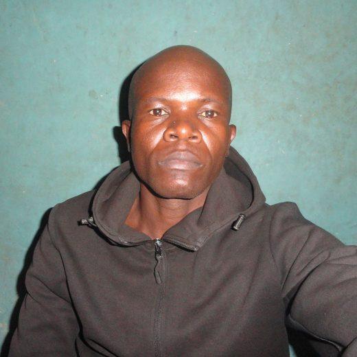 writer Shadrack Omuka