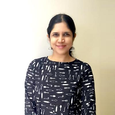 writer Sharmila Vaidyanathan