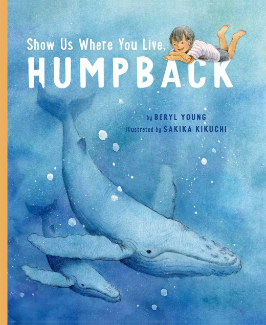 cover of Show Us Where You Live, Humpback