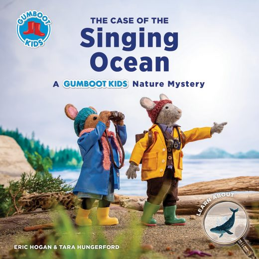 cover of The Case of the Singing Ocean