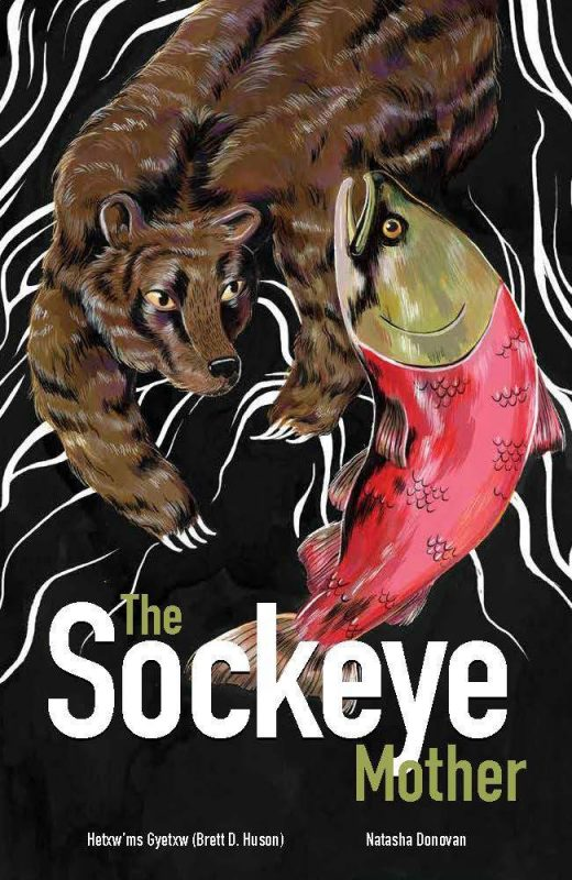 Cover for The Sockeye Mother
