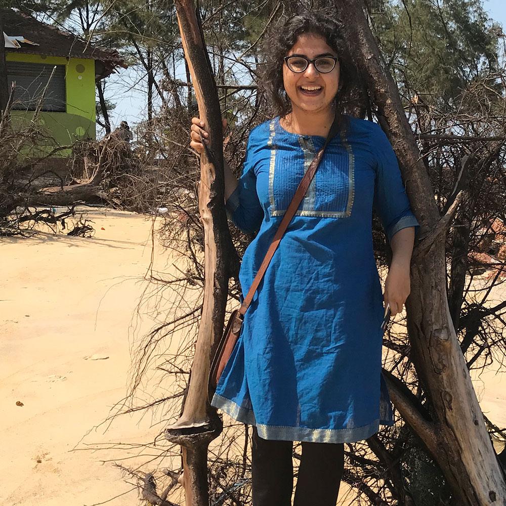 writer Supriya Vohra