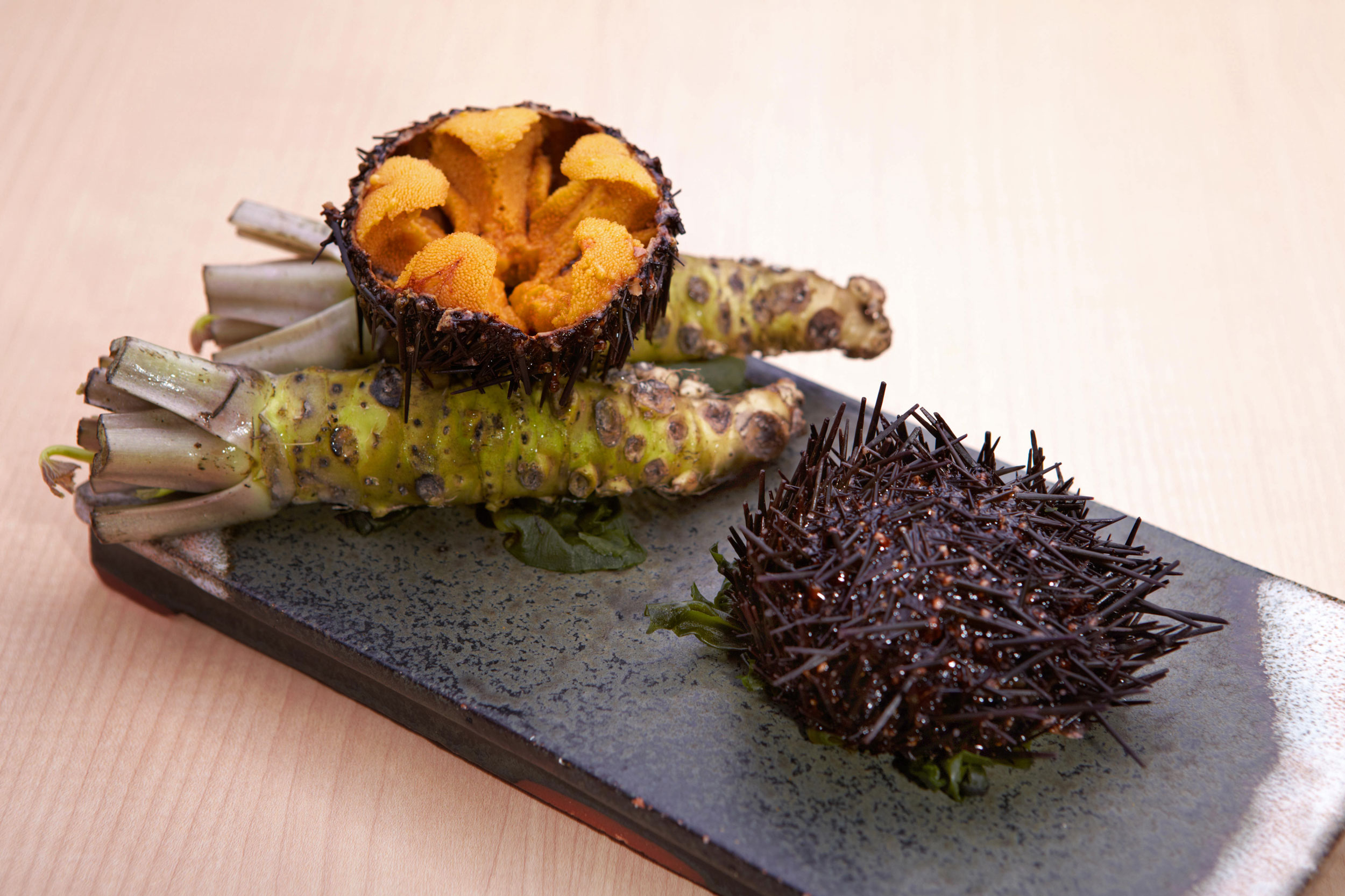 Eating Urchins: Can Gourmet Diners Reverse the Collapse of an Ecosystem?