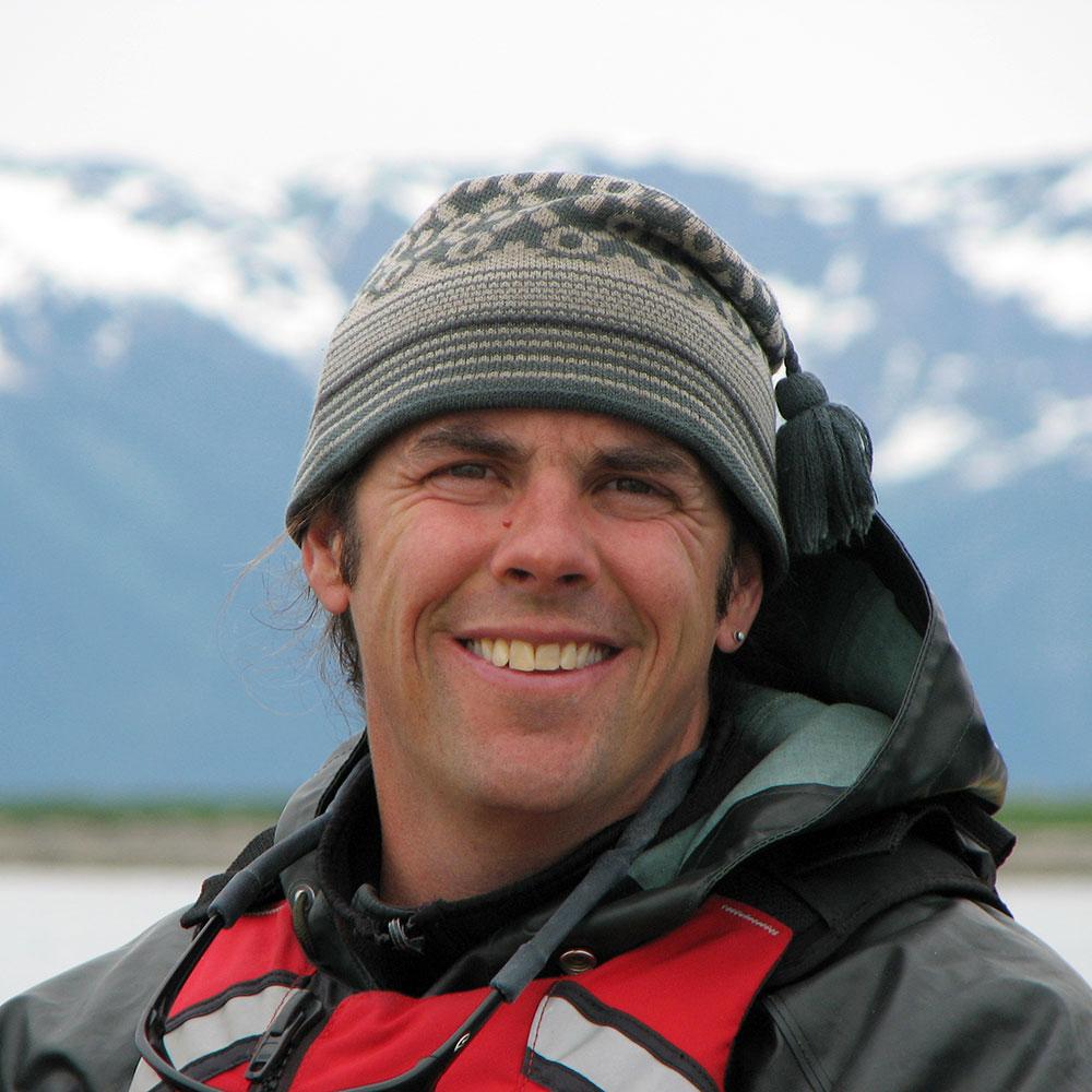 writer Tim Lydon