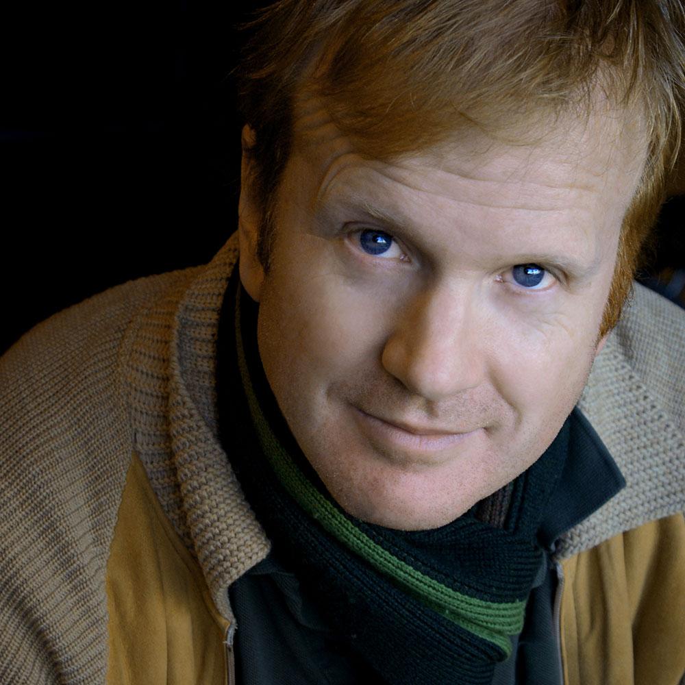 writer Timothy Taylor