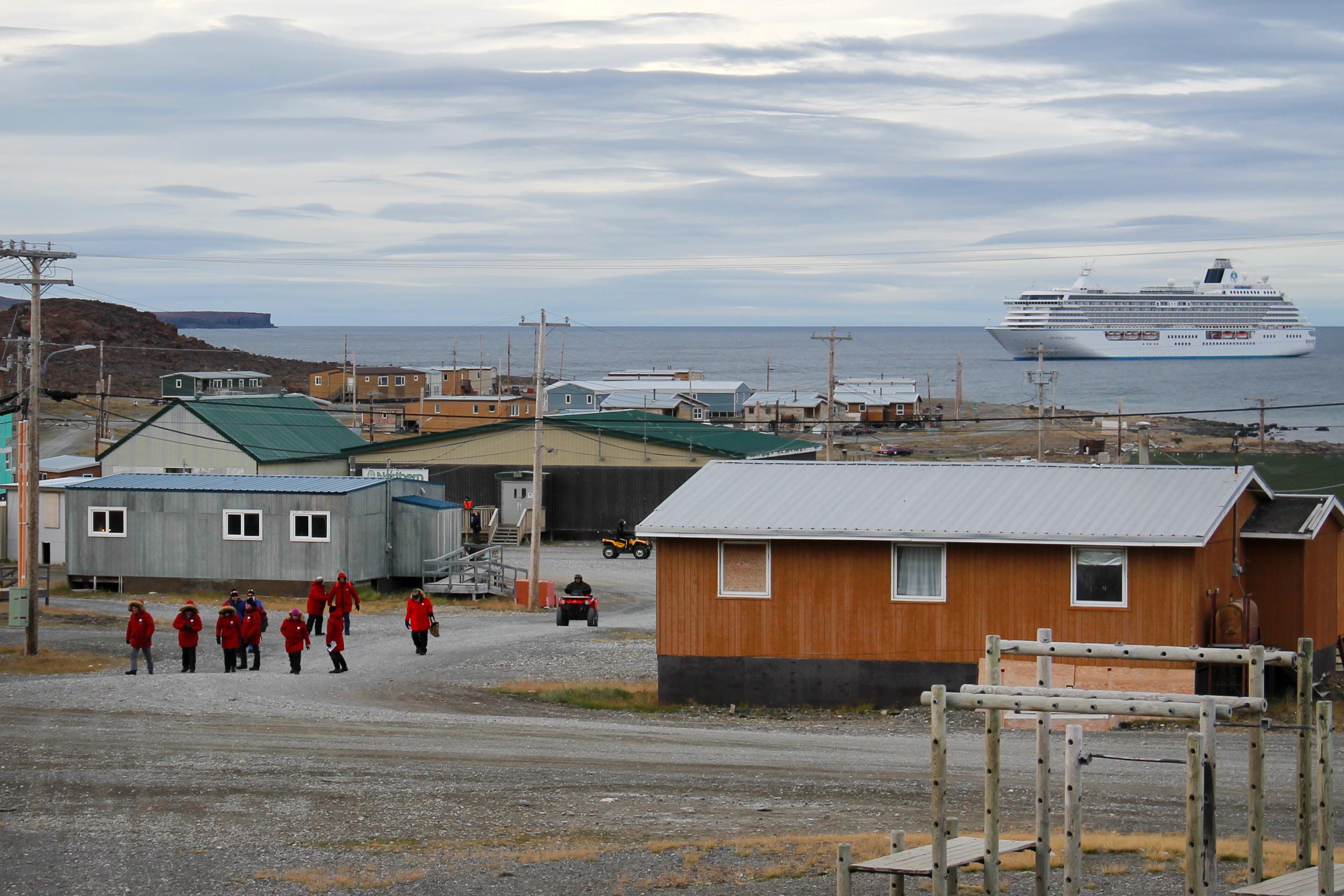 ebf697039 Cruising into the Arctic's Open Arms | Hakai Magazine