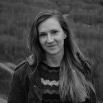 writer Trina Moyles